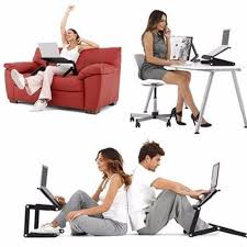 Laptop Desk Chair by Aliexpress Com Buy Homdox Computer Desk Portable Adjustable
