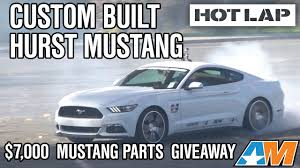 hurst mustang inside hurst s factory project mustang 2016 ford f150 hp