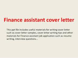 finance assistant cover letter 1 638 jpg cb u003d1393548600
