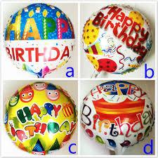 balloons wholesale best quanlity mix 40pcs lot wholesale 18inch birthday foil