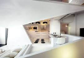 Small Apartment Design Inspiration From Japanese Origami With - Japanese apartment interior design