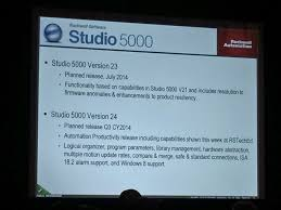 what you need to know about studio 5000 version 22 23 and 24