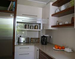 Kitchen  Maack  DNG Interiors  Cape Town South Africa - Kitchen cabinet roller doors