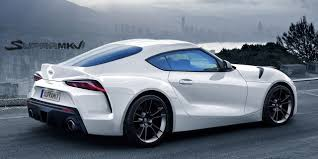 real futuristic cars 2018 toyota supra fan concept what we hope the new toyota supra