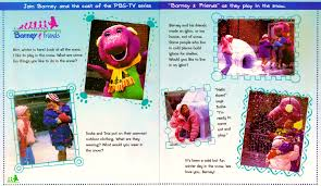 barney friends winter 1997 story 1 bestbarneyfan deviantart