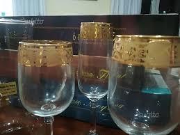 bicchieri boemia servizio bicchieri boemia 38 pezzi arredamento e casalinghi in