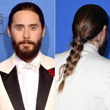 jared leto best hairstyles popsugar beauty