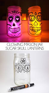 halloween mason jar crafts best 25 glow mason jars ideas on pinterest glow jars fairy