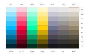 color system u2013 binary design system u2013 medium
