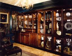 Custom Built In Cabinetry For Home China Display Library By