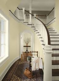 Paint Colors For Hallways And Stairs by Interior Paint Ideas And Inspiration Paint Color Schemes