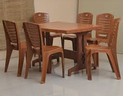 plastic round table and chairs imperial