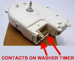 washing machine timer stops during cycle how to test washer