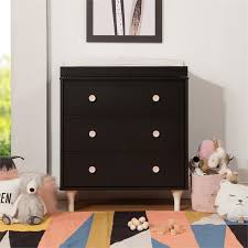 Espresso Changing Table Dresser Black Changing Table Dresser Practical Matt And Jentry Home