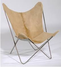 BKF Butterfly Chair Lounge Chair Modern Classic Furniture - Butterfly chair designer