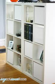 Using 2 Ikea Expedit Bookcases by Ikea Hackers Diy Expedit