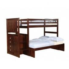 Stairway Bunk Bed Twin Over Full Foter - Stairway bunk bed twin over full