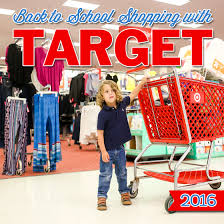 Back to School Shopping With Target      SAVE    Daily Mom