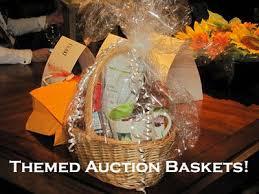 Theme Basket Ideas Themed Basket Auctions