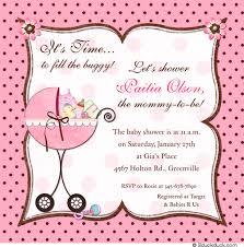 s shower invitations sle baby shower invitation cards marvelous sle of ba shower