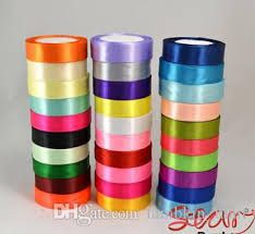 cloth ribbon 1 single polyester ruban satin ribbon 25mm next cloth