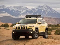 jeep cherokee dakar fotos de jeep cherokee dakar concept 2014 foto 2