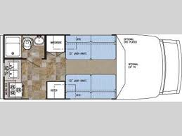 100 bus motorhome floor plans floorplans classic airstream