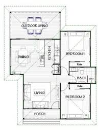 Floor Plans For A 2 Bedroom House Converting A Double Garage Into A Granny Flat Google Search