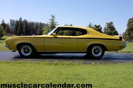 Buick Muscle Cars - best muscle car pictures on the internet of a 1970 buick gsx stage