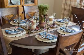 a rustic thanksgiving centerpiece postcards from the ridge