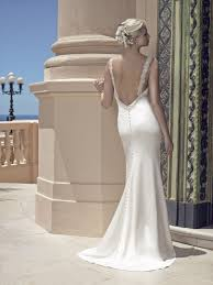 low back wedding dresses top ten low back wedding dresses from casablanca bridal