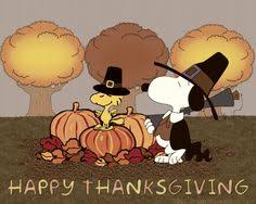 peanuts thanksgiving snoopy and friends peanuts