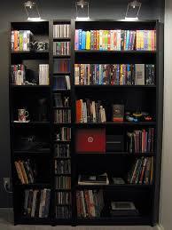 ikea u0027s billy bookcase lights shelving and flats