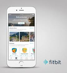 can you manually add steps to fitbit join fitbit and your friends on an adventure