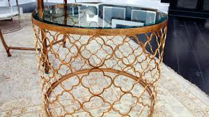 Quatrefoil Side Table Trish Johnston S Top Side Tables Steven And Chris