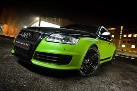 audi rs6 avant touched by vilner autoevolution