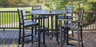 lovable composite patio furniture outdoor decorating suggestion poly