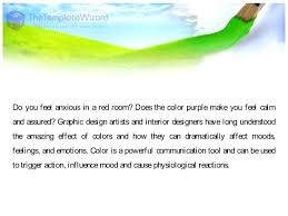 effect of color on mood colors effect on mood how different colors affect your mood how