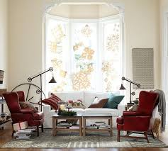 pottery barn living room for a traditional living room with a
