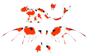 koi fury special adopts of dragons how to train your