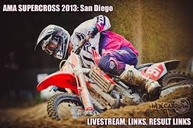 ama motocross live stream ama supercross san diego rd 6 livestream and links