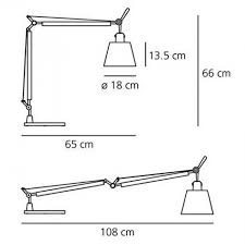 Tolomeo Desk Lamp by Tolomeo Basculante Tavolo Desk Lamp
