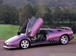 silver lamborghini diablo automobile trendz 1994 lamborghini diablo se30 jota