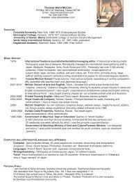 Journalism Resume Examples by 18 Resume And Cv Resume Journalist Writer Teacher 467592222