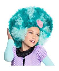 Halloween Costume Monster High by Monster High Honey Swamp Girls Costume Wig Kids Costumes Kids