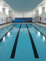 mercer hall leisure centre pool reopens after refurbishment works