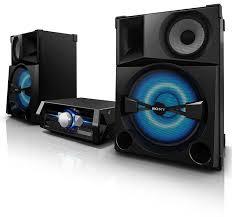 sony xplod home theater amazon com sony shake5 2400 watt audio system with bluetooth and