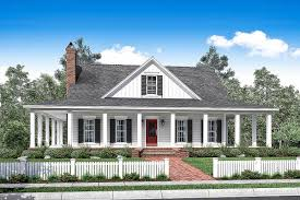 country house plans with wrap around porch plan 51748hz 3 bed country house plan with full wraparound porch