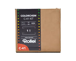 rollei c 41 color developing kit 1 liter freestyle