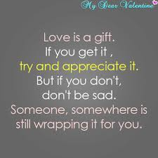 is a gift picture quotes mydearvalentine